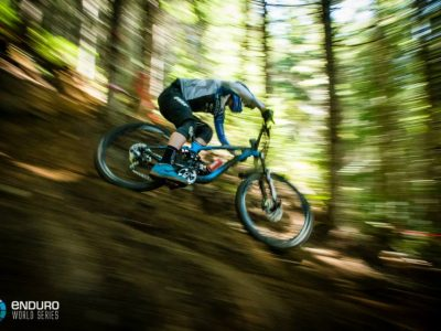 Enduro World Series, un enduriste français rate complètement sa course